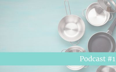 """1 Podcast zum Kochbuch Gastritis: """"Den Magen mögen"""""""
