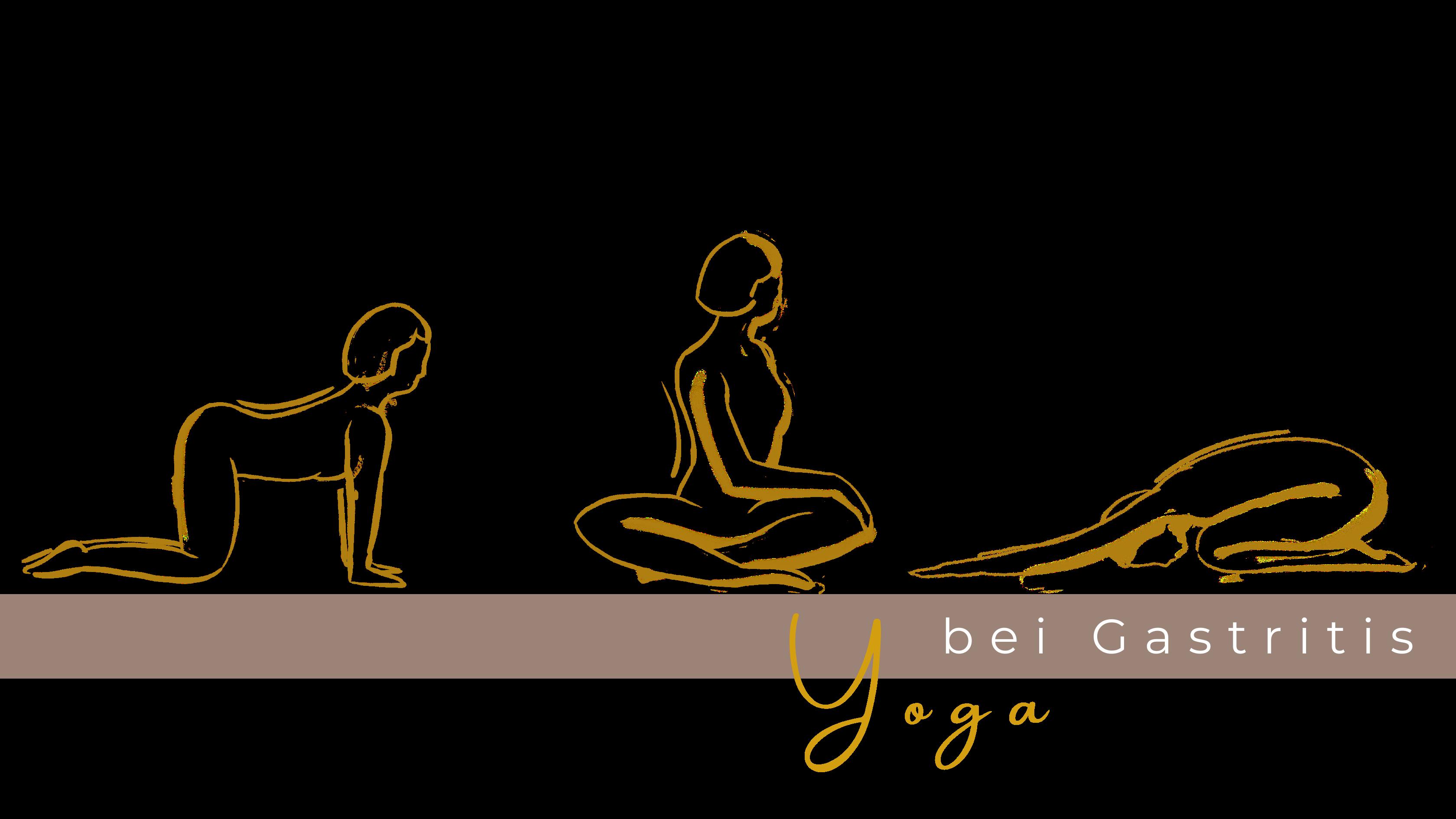 Yoga bei Gastritis